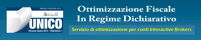 Ottimizzazione Fiscale conti Interactive Brokers